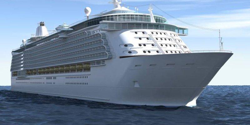 La Sociedad que dice que la Tierra es plana prepara este crucero hasta el borde en 2020