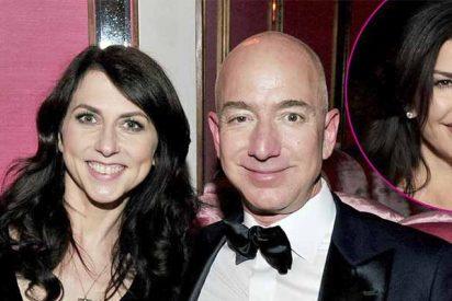 Bezos, el dueño de Amazón, está liado con una amiga de su mujer que tiene un marido 'consentidor'