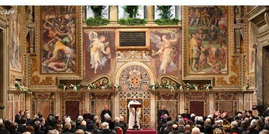 183 estados mantienen relaciones diplomáticas con la Santa Sede