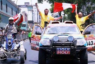 Rally Dakar 2019, la fiesta motorizada que se apodera del Perú