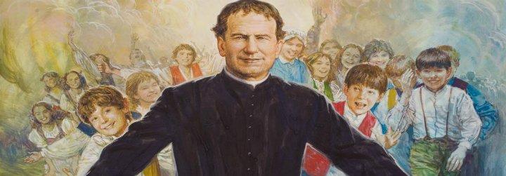 """El Papa celebra al """"maestro de la alegría"""" Don Bosco como modelo del cura """"hermano y padre"""""""