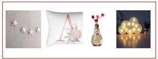 Objetos de decoración baratos