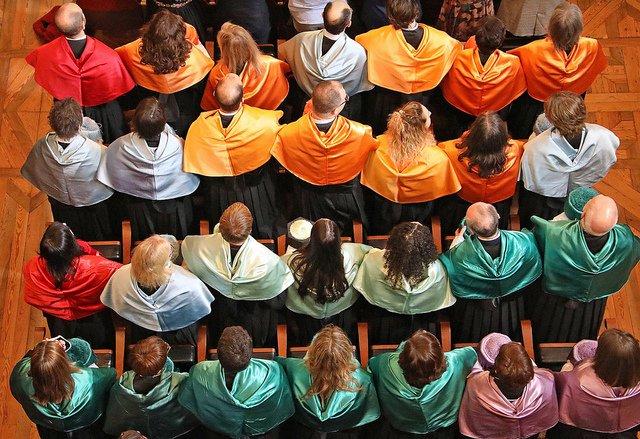 La Universidad de Deusto celebra la culminación de los estudios de sus más de 1.700 nuevos titulados