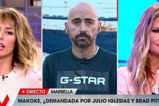 """Diego Arrabal insinua que Makoke """"ha cobrado por estar con hombres"""""""