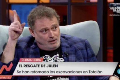 La gilipollez que ha dicho Pablo Carbonell sobre el niño Julen en 'Viva la vida'