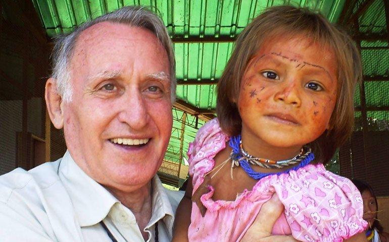 """José Ángel Divasson: """"Los pueblos de la Amazonía tienen una religiosidad profunda"""""""