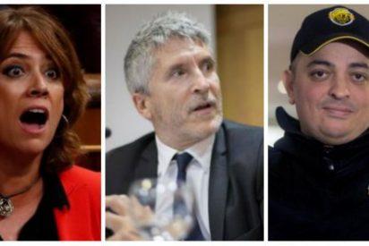 """El 'zasca hemeroteco' que le cae al PSOE por indignarse ahora por el ataque de un taxista al """"gay"""" Marlaska"""