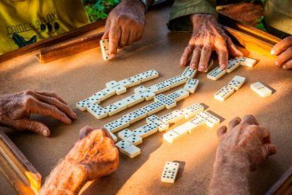 Una partida de dominó entre abueletes termina a navajazos
