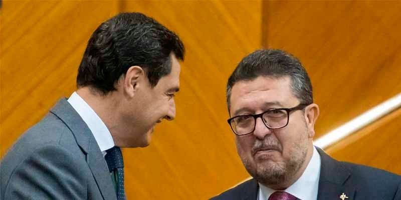 El PP promete a VOX que cambiará la polémica Ley de Género andaluza una vez sea presidente Juanma Moreno