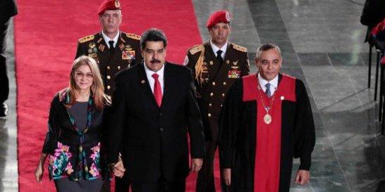 Nicolás Maduro usurpa oficialmente el poder en Venezuela
