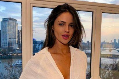 Eiza González inicia el año muy sexy: las fotos en bikini de la estrella mexicana