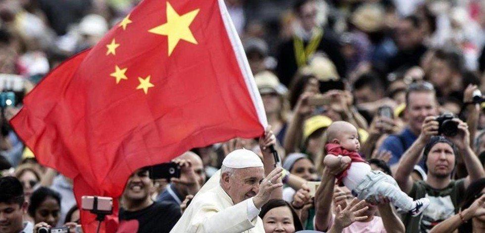 """Andrea Tornielli: """"Por primera vez en muchos años, todos los pastores de China están en comunión con el Obispo de Roma"""""""