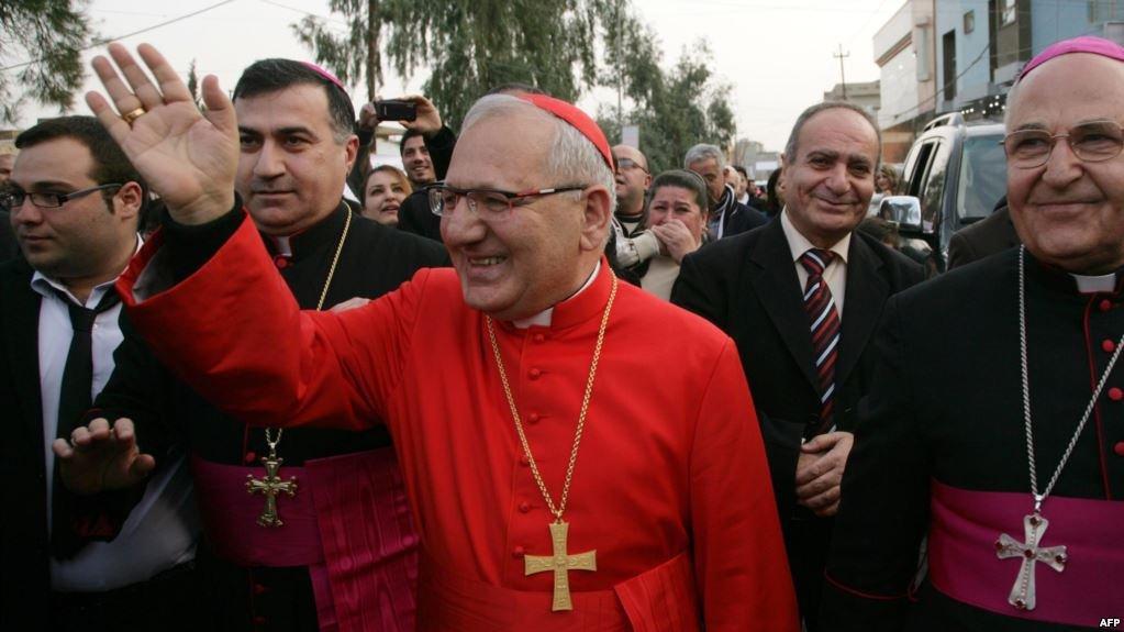 Cardenal Sako en Irak