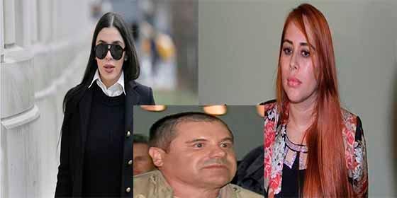 Emma Coronel: ¿Despechada por las infidelidades de El Chapo?