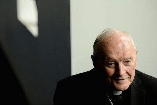El Papa expulsará del sacerdocio al ex-cardenal McCarrick antes de la cumbre anti-abusos de febrero