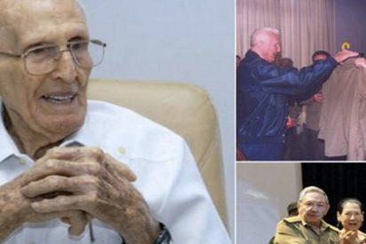 Fallece a los 95 años 'El Gallego' Fernández, la mano derecha de Fidel y Raúl Castro