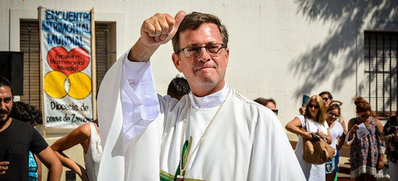 Jorge Ignacio García Cuerva, nuevo obispo de Río Gallegos