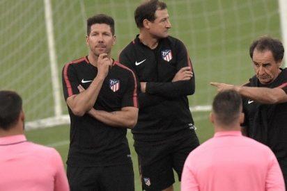 Un integrante del cuerpo técnico del Atlético de Madrid, acusado de violencia de género