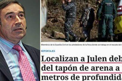 Las redes sociales estallan contra El Español por haberse inventado que habían localizado el cuerpo de Julen