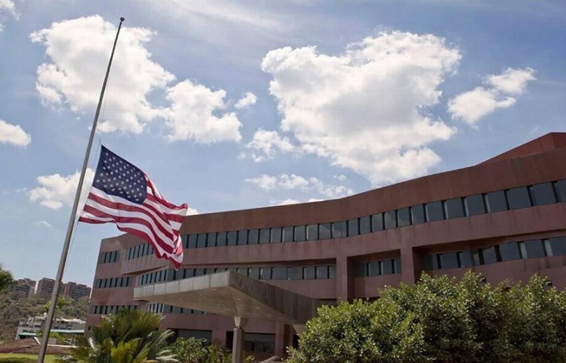 Vídeo: Así salió el personal no diplomático de la embajada de EEUU en Caracas