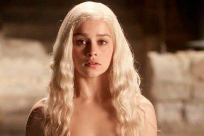 Emilia Clarke confiesa la experiencia sexual más extraña que tuvo en 'Juego de Tronos'