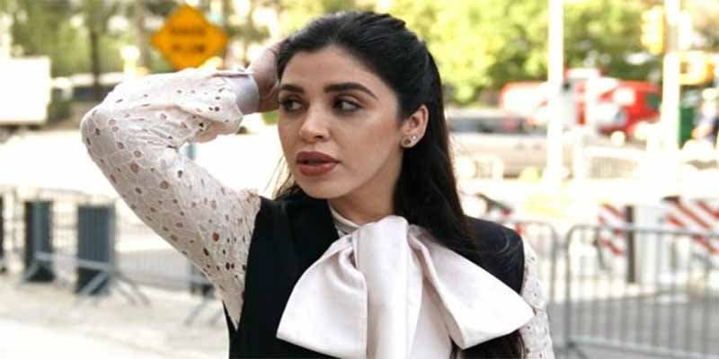 Emma Coronel: La esposa de 'El Chapo' muestra todo en unos ajustados leggins