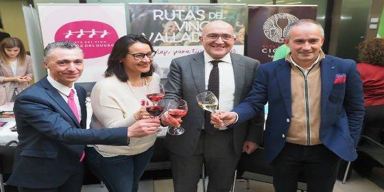 Valladolid apuesta por el potencial del mundo del vino en la provincia