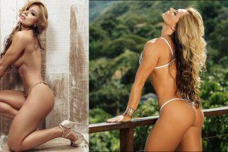La actriz porno Esperanza Gómez se desnuda ahora en Instagram