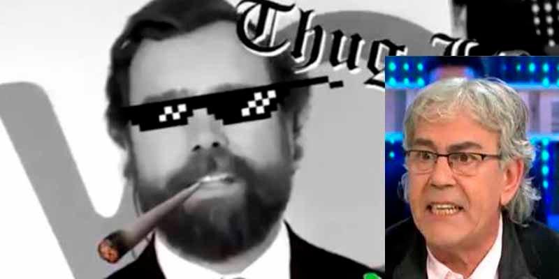 VOX se mofa del periodista Toni Bolaño, por alardear de 'bilingüe' durante la bronca de Antena 3