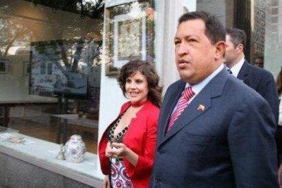 Eva Golinger confiesa cómo Hugo Chávez intentó seducirla