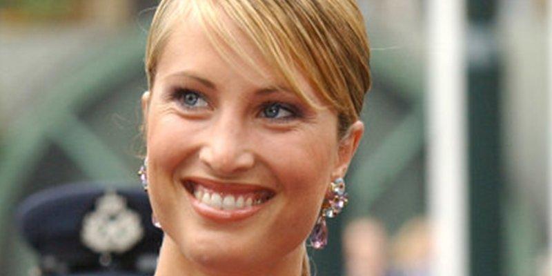 La guapa y elegante Eva Sannum, ex novia del rey Felipe VI, cambia radicalmente de vida
