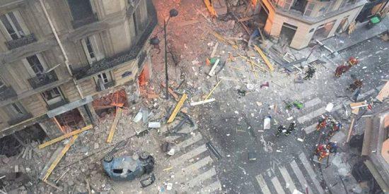La española que murió en una explosión en París iba de viaje de segunda luna de miel