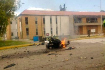 """El Papa condena el """"cruel atentado terrorista"""" de Bogotá, una """"acción inhumana"""""""