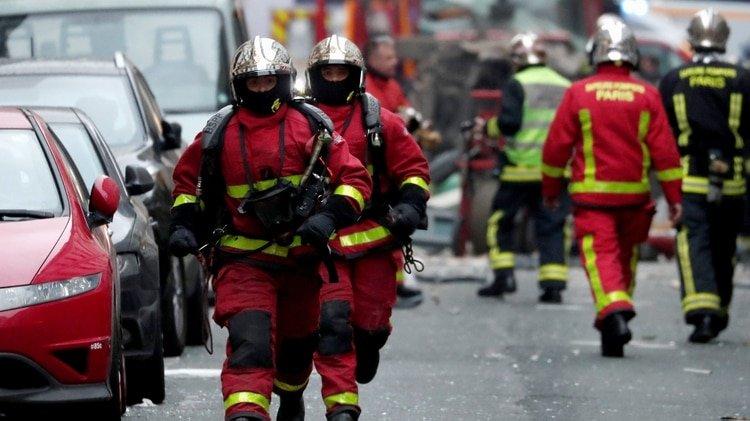 Explota una panadería en París: Al menos tres muertos, entre ellos una española