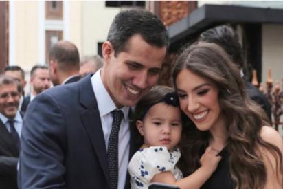 Ésta es la hermosa esposa de Juan Guaidó, el nuevo presidente de Venezuela