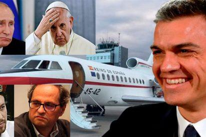 La Infame Alianza de Venezuela: Falconetti, Putin, Maduro, Iglesias, Torra y Bergoglio