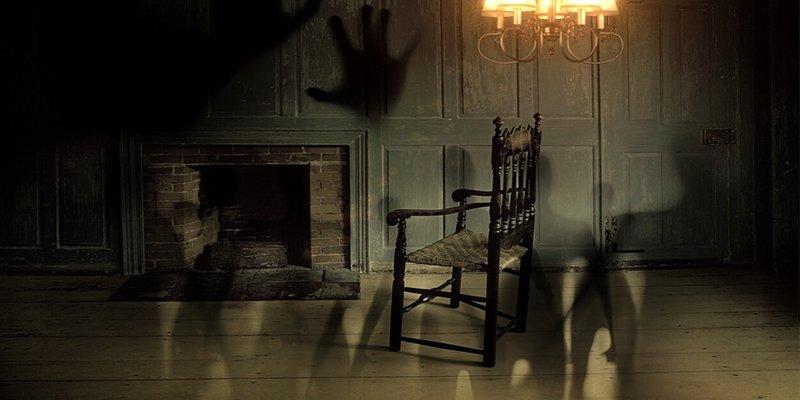 """""""El fantasma de la habitación"""" que inquieta a las redes"""