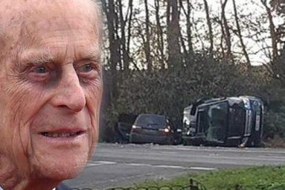 El accidente de Felipe de Edimburgo a sus 97 años vuelve a abrir el debate sobre la edad máxima para conducir