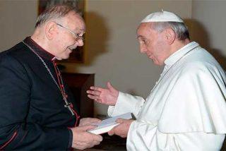 """El Papa recuerda los """"abundantes frutos"""" de la vida del cardenal Sebastián"""