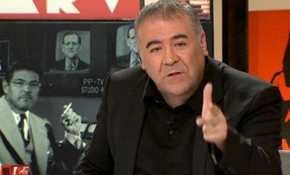 Palo en directo de Sonsoles Ónega a García Ferreras por sectario que hunde a laSexta