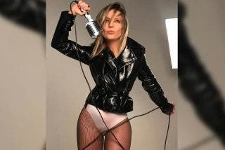 Cero ropa interior: La polémica foto de la estrella juvenil mexicana Fey