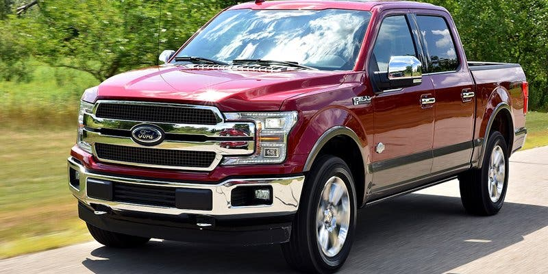 ¿Sabías que el Ford F-150 es el vehículo más vendido del mundo?