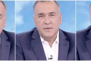 """Fortes encaja las (legítimas) críticas tan mal como Cristina Pedroche y llama a PD """"el libelo digital de Alfonso Rojo"""" para defenderse"""