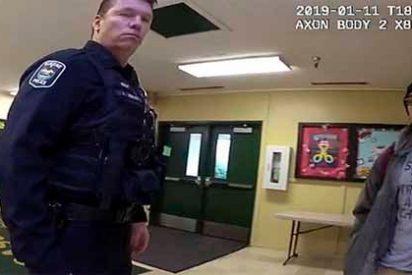Estados Unidos: la policía asesina a tiros a un hombre frente a su hija de 12 años