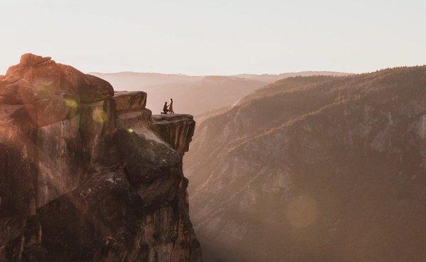 La autopsia de la pareja que cayó al vacío en Yosemite revela que estaban ebrios