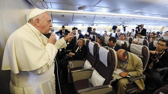 """""""Hoy es el primer vuelo en el que falta un colega vuestro a quien he querido tanto"""""""