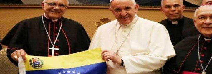 Rafael Luciani: El falso enfrentamiento entre el Papa y los Obispos por Venezuela