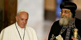 """Francisco agradece a los coptos """"los mártires que dan fuerza a vuestra fe"""""""