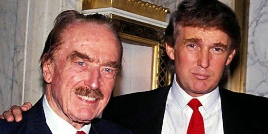 """La historia de Fred Trump, el """"magnate de los inmuebles"""" y padre del presidente de EEUU"""