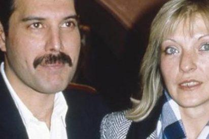¿Sabías que la ex prometida de Freddie Mercury recibirá 45 millones de euros por el éxito de Bohemian Rhapsody?